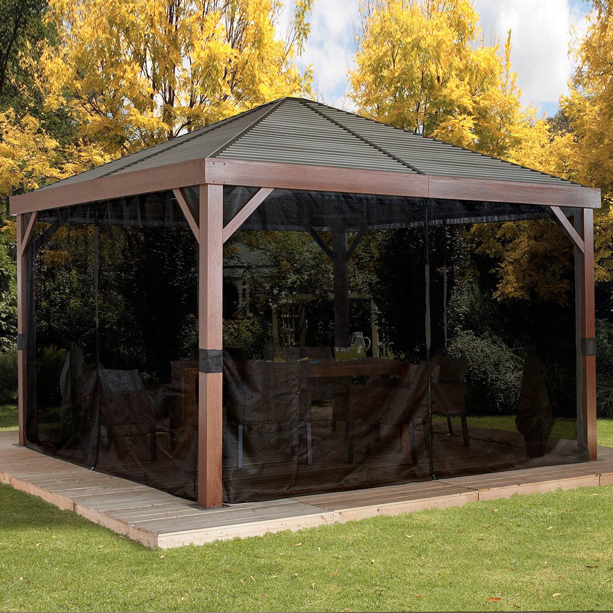 Pavillon South Beach 12x12 Wood   #4