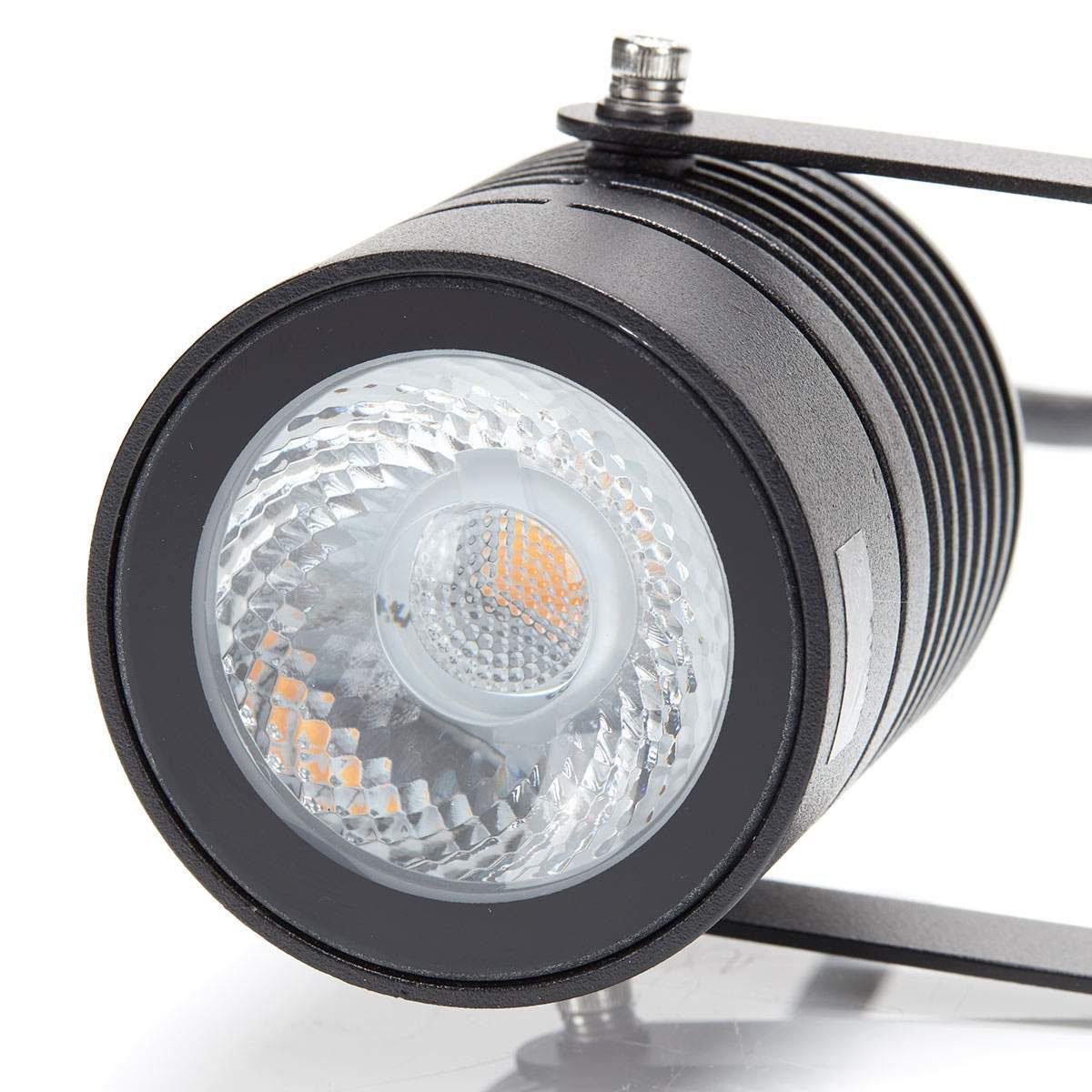 LED-Außenstrahler Maris m. Erdspieß | #4
