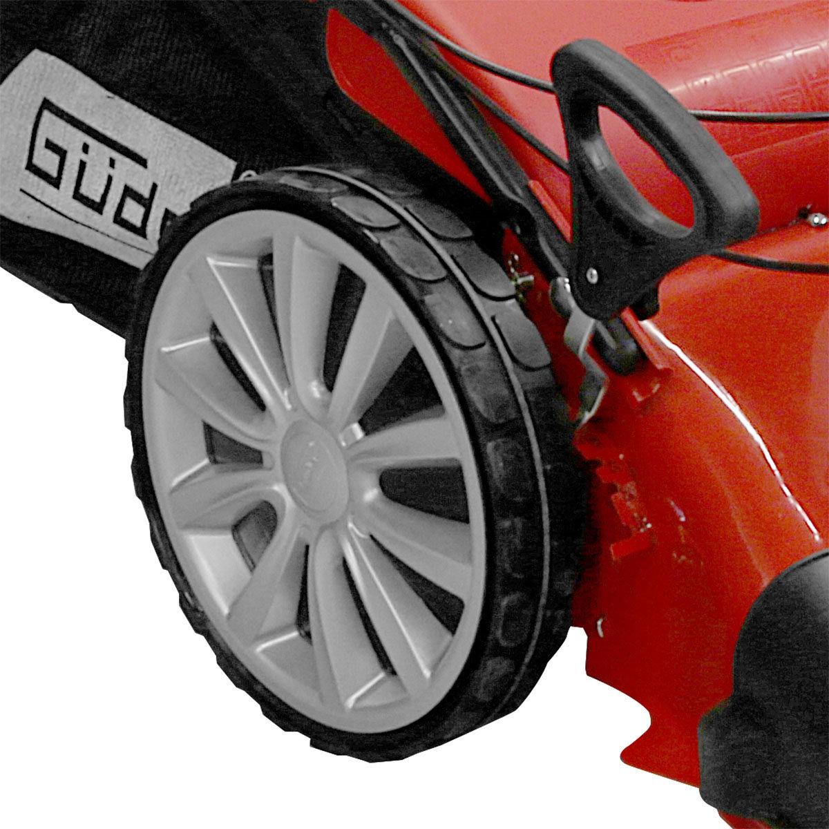 Benzin-Rasenmäher Big Wheeler Trike 565/5 | #4
