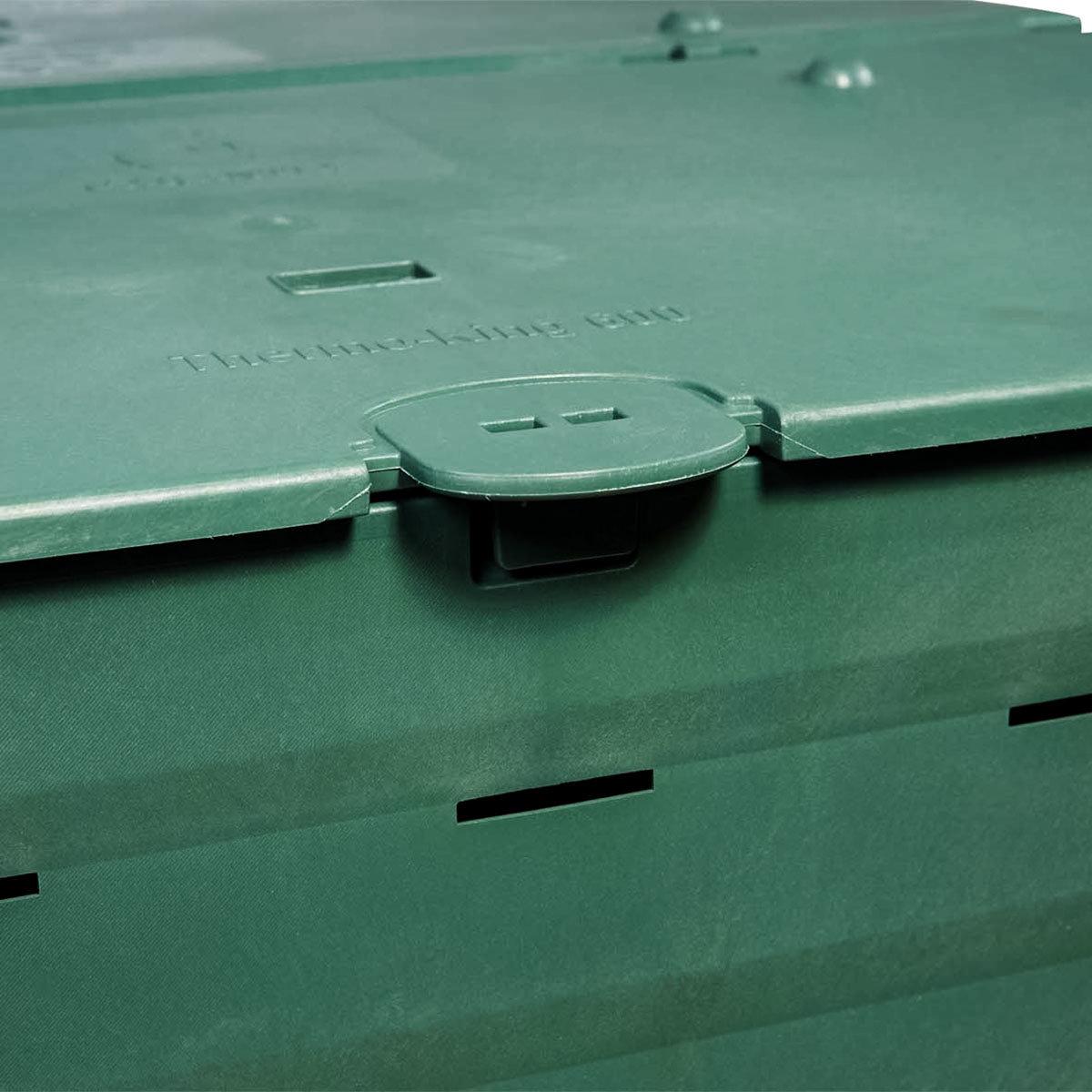 Komposter Thermo King, 400 l, grün | #4