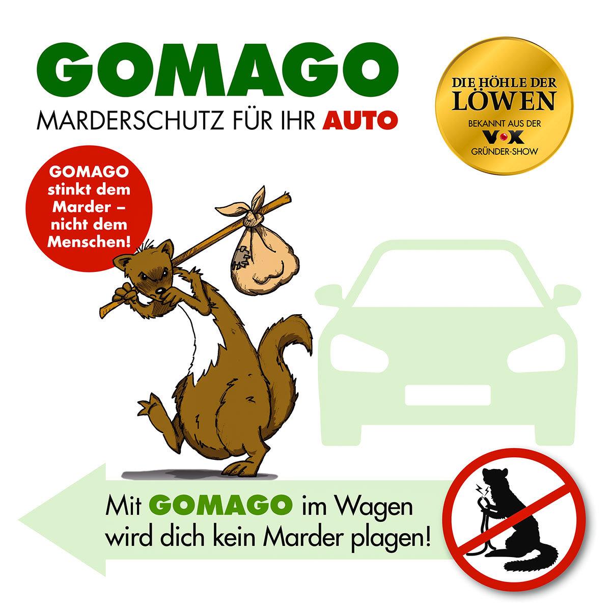 Marderverteiber Gomago für Ihr Auto | #4