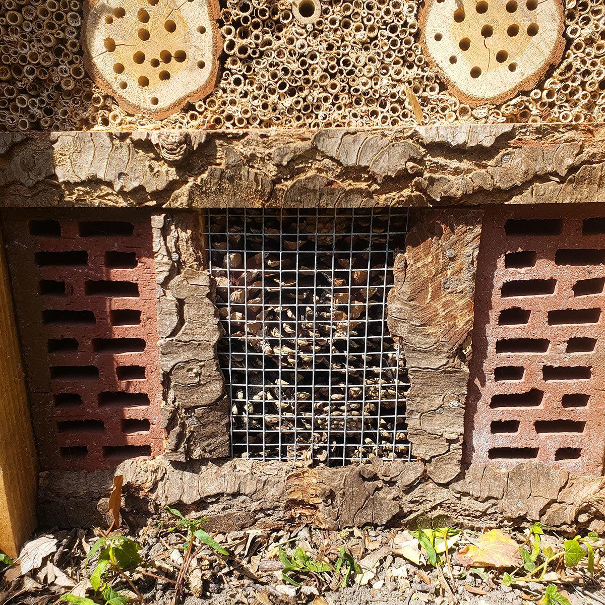 Natur-Insektenhotel | #4