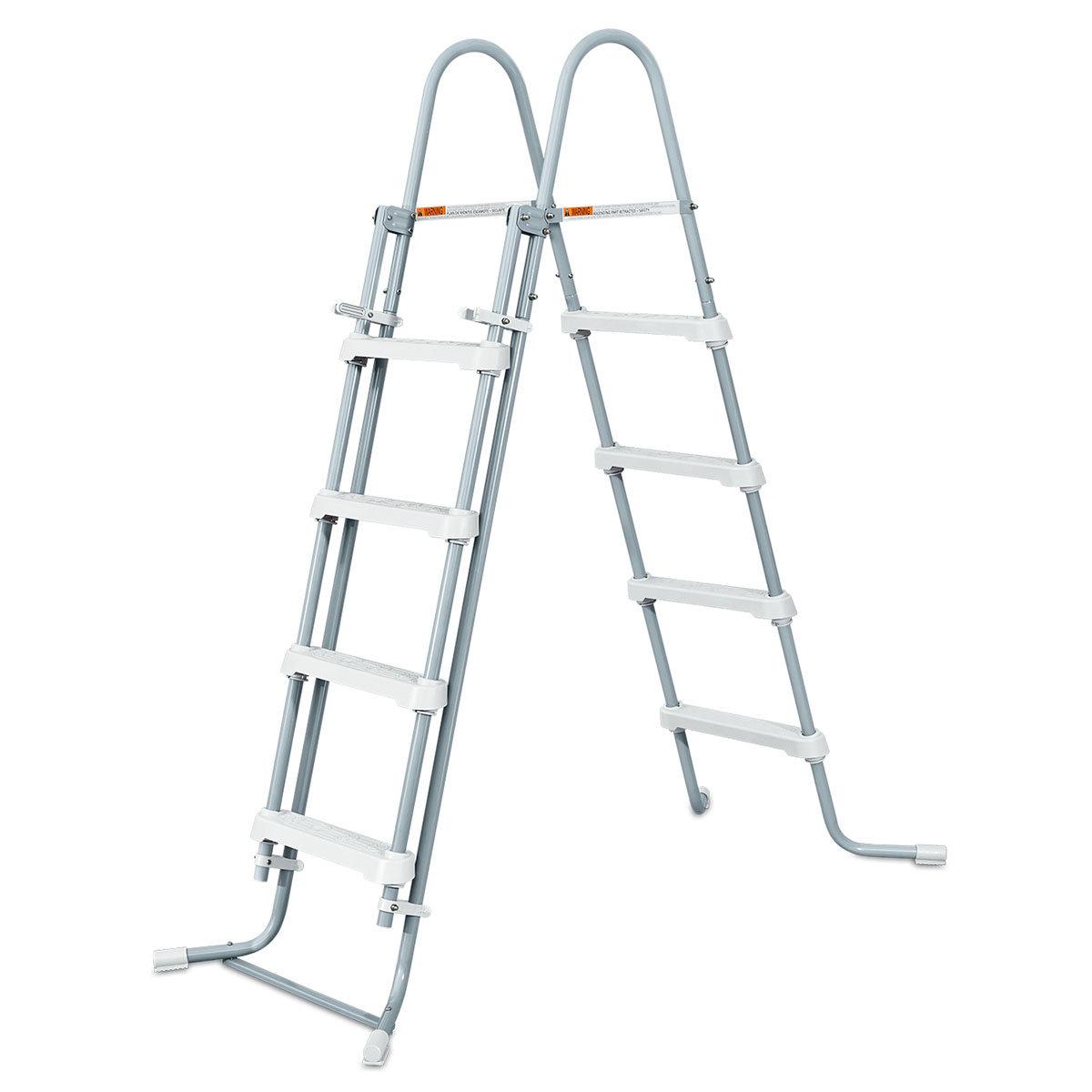 Stahlrahmenpool 549 x 132cm, mit Leiter, Filterpumpe, Abdeckung und Zubehör | #4
