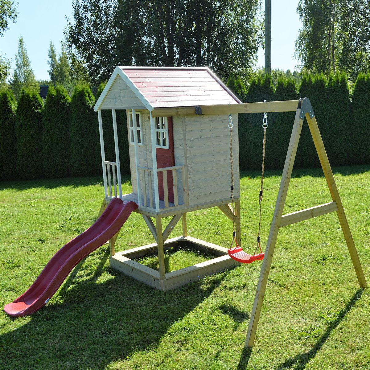 Spielhaus Alpaka | #4