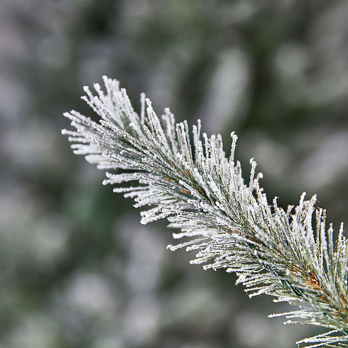 Künstlicher Weihnachtsbaum Fichte, Schneeoptik, 180 cm   #4
