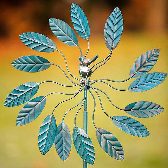 Windrad Blätterreigen | #4