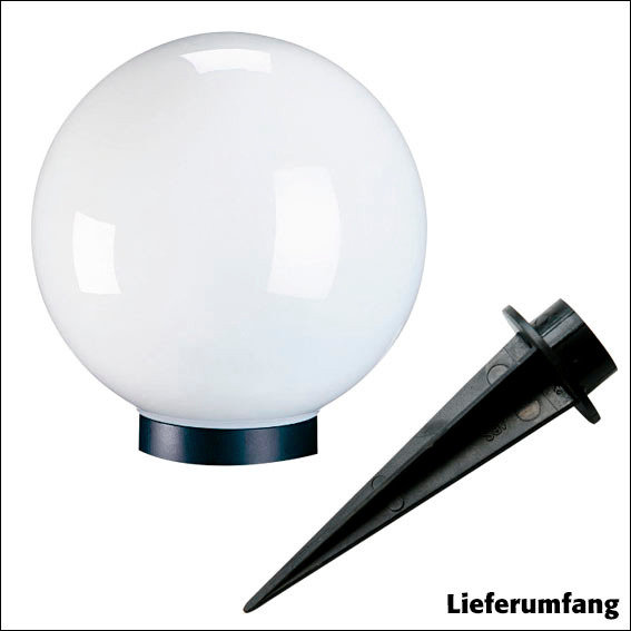 LED Solar-Leuchtkugel Magic-Globe | #4