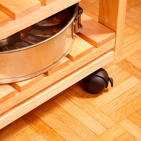 Küchenwagen Woody | #4