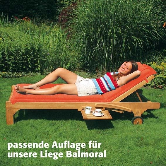 TEAK-Roll-Liege Balmoral | #4
