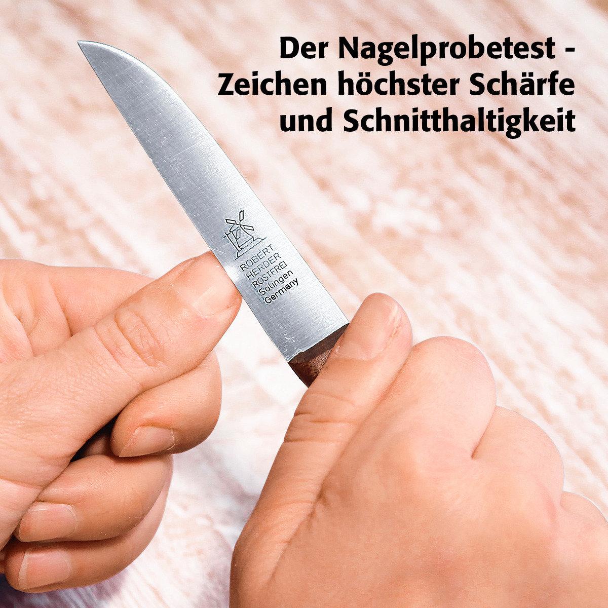 Robert-Herder-Windmühlenmesser Frühstücksmesser | #4