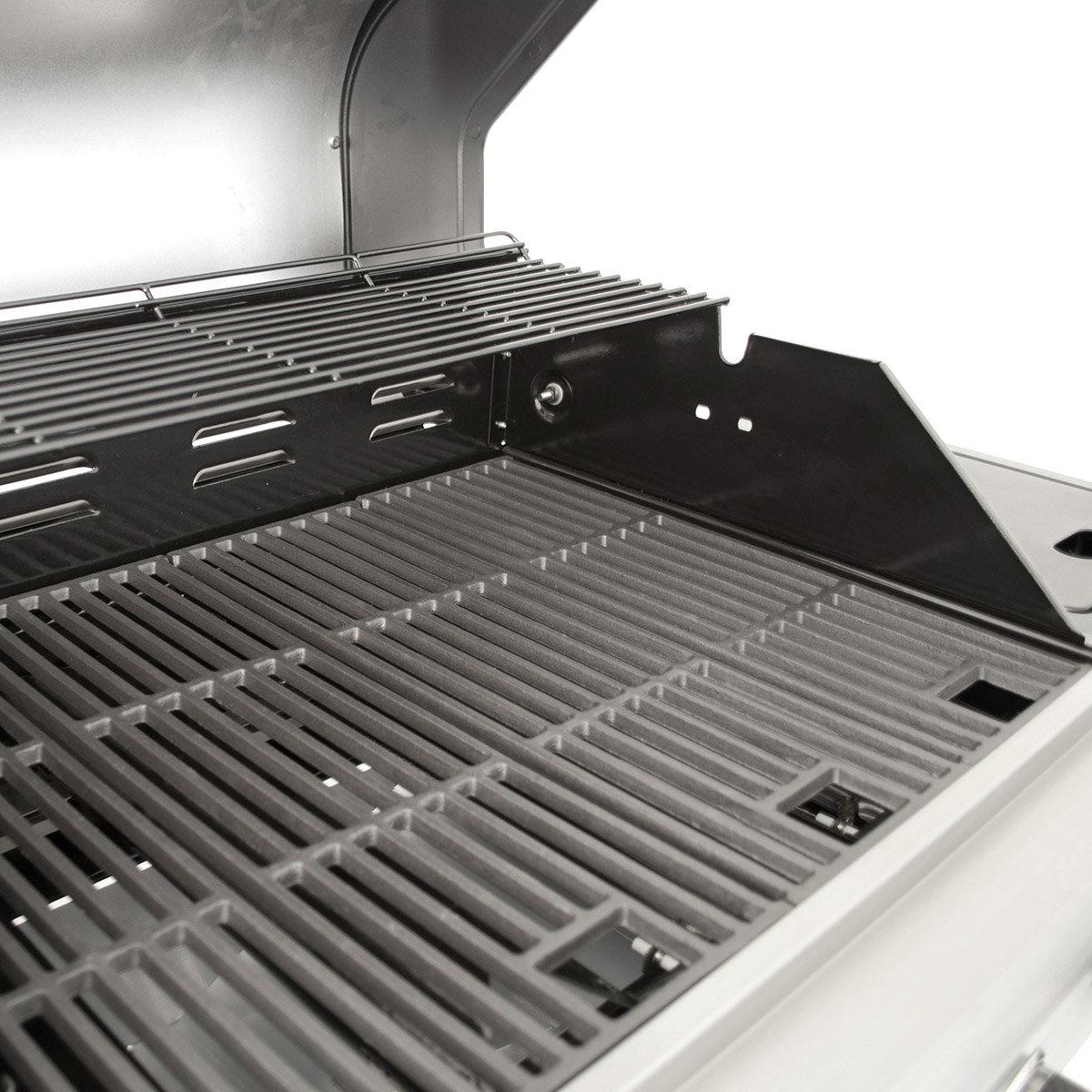 Landmann® Gasgrill-Wagen Triton PTS 4.1, silber | #5