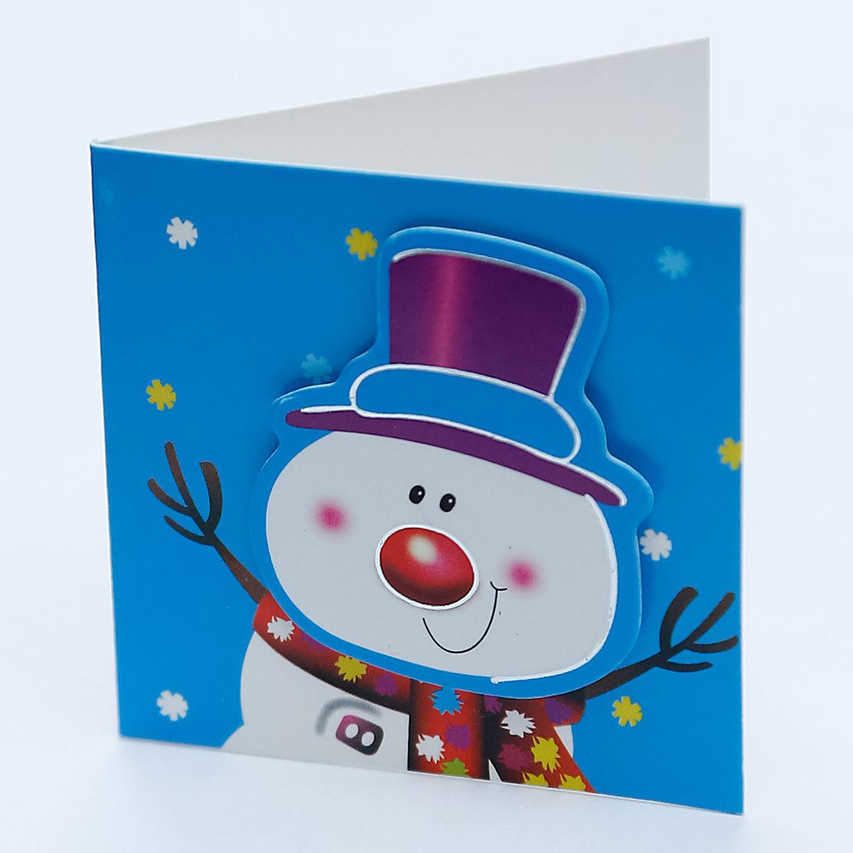 Geschenkanhänger-Karten, 12er-Set | #5