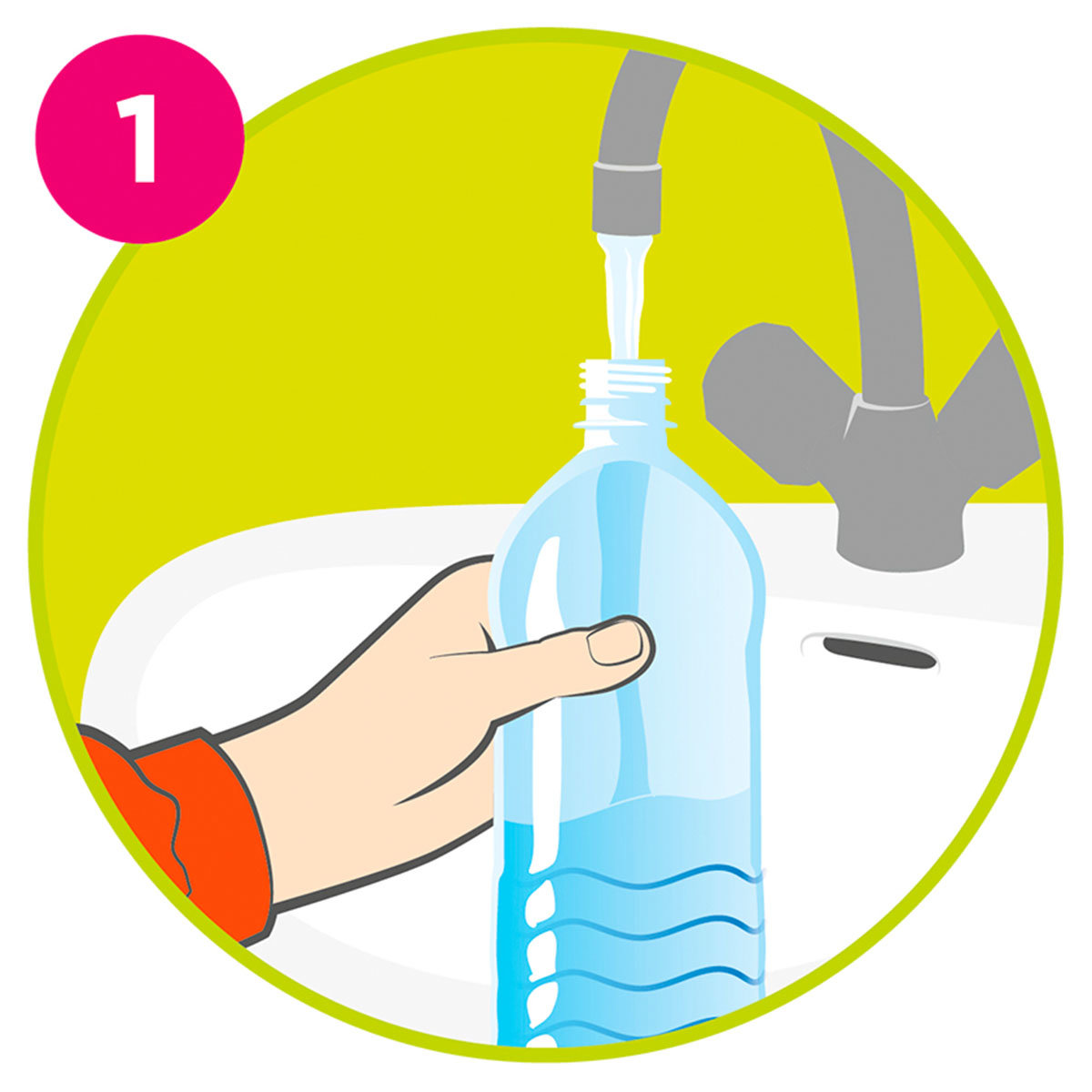 Flaschenadapter Easy | #5