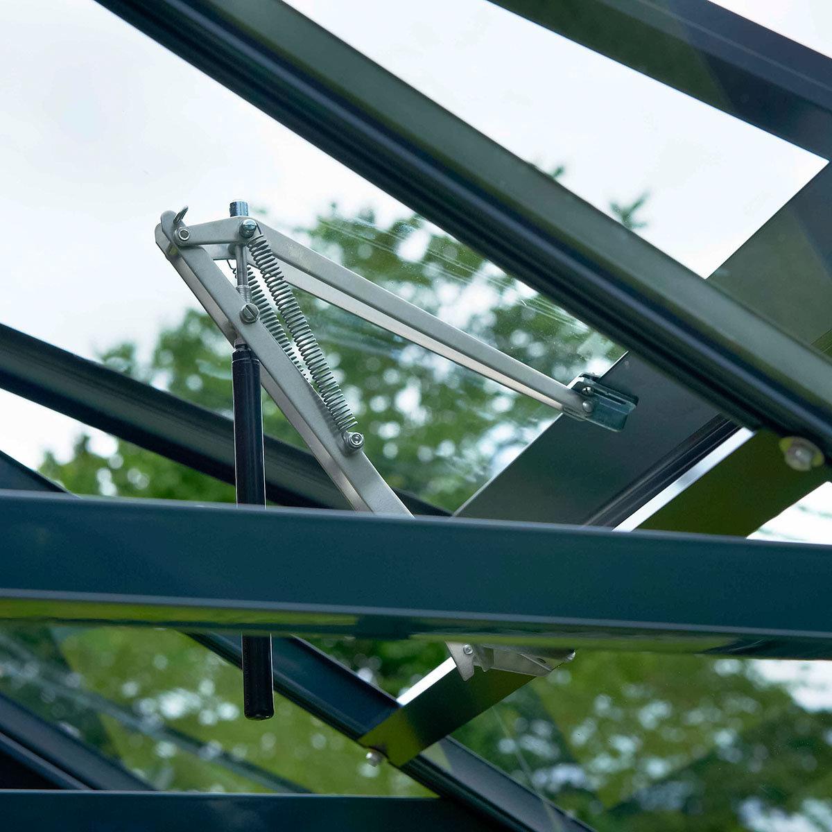 Gewächshaus Premium 13,0 m², silber | #5