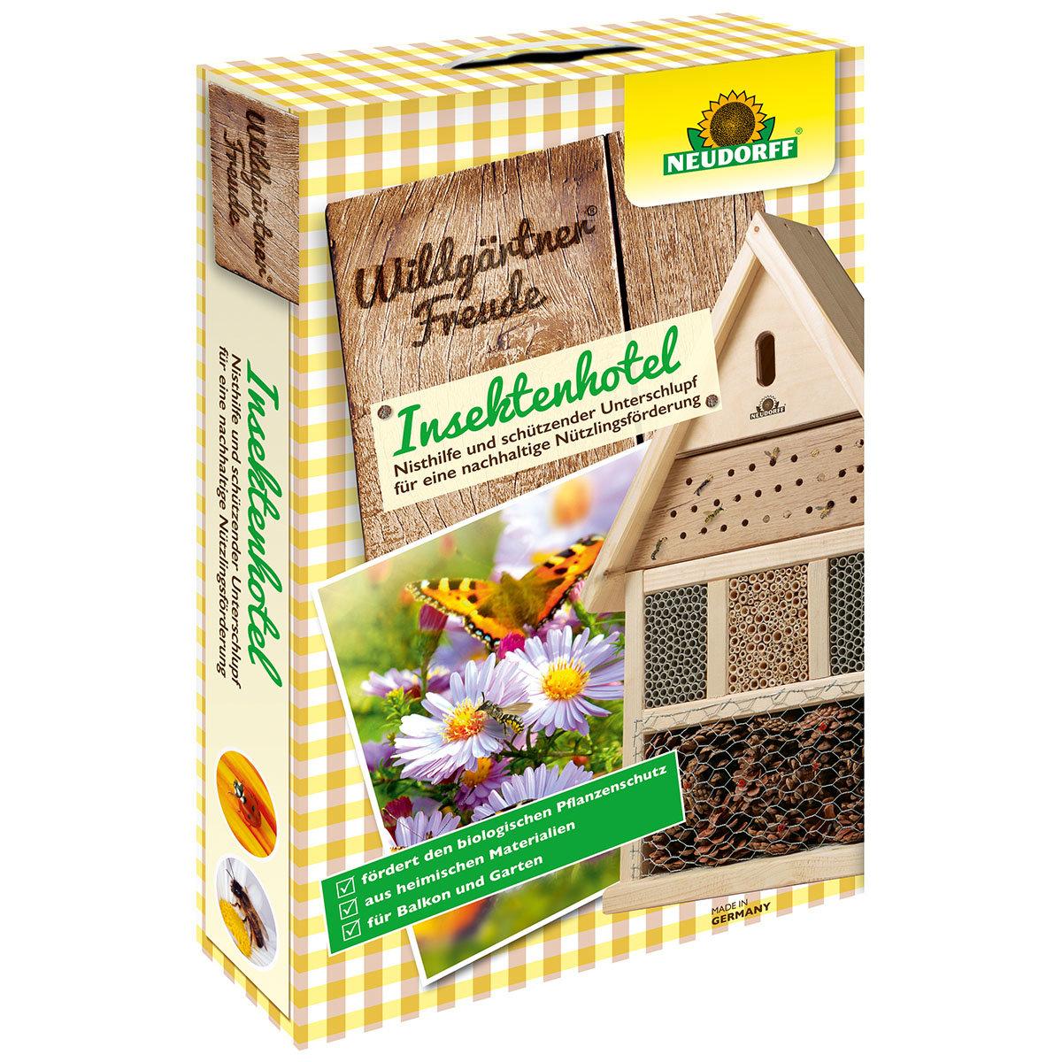 Wildgärtner® Freude Insektenhotel | #5