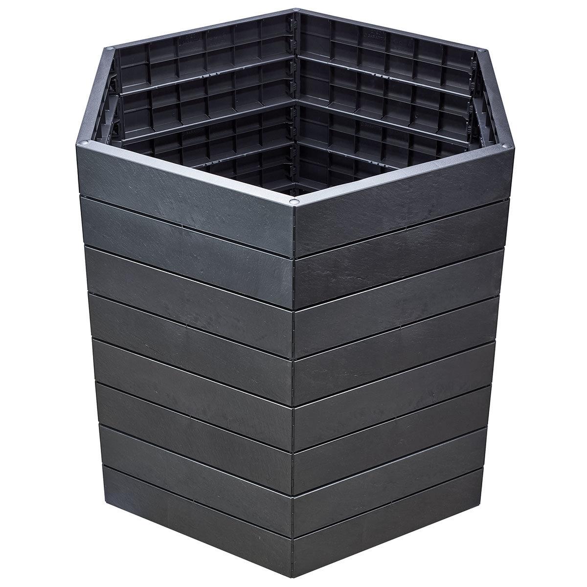 ERGO STONE Hochbeet-System, 110x25 cm | #5