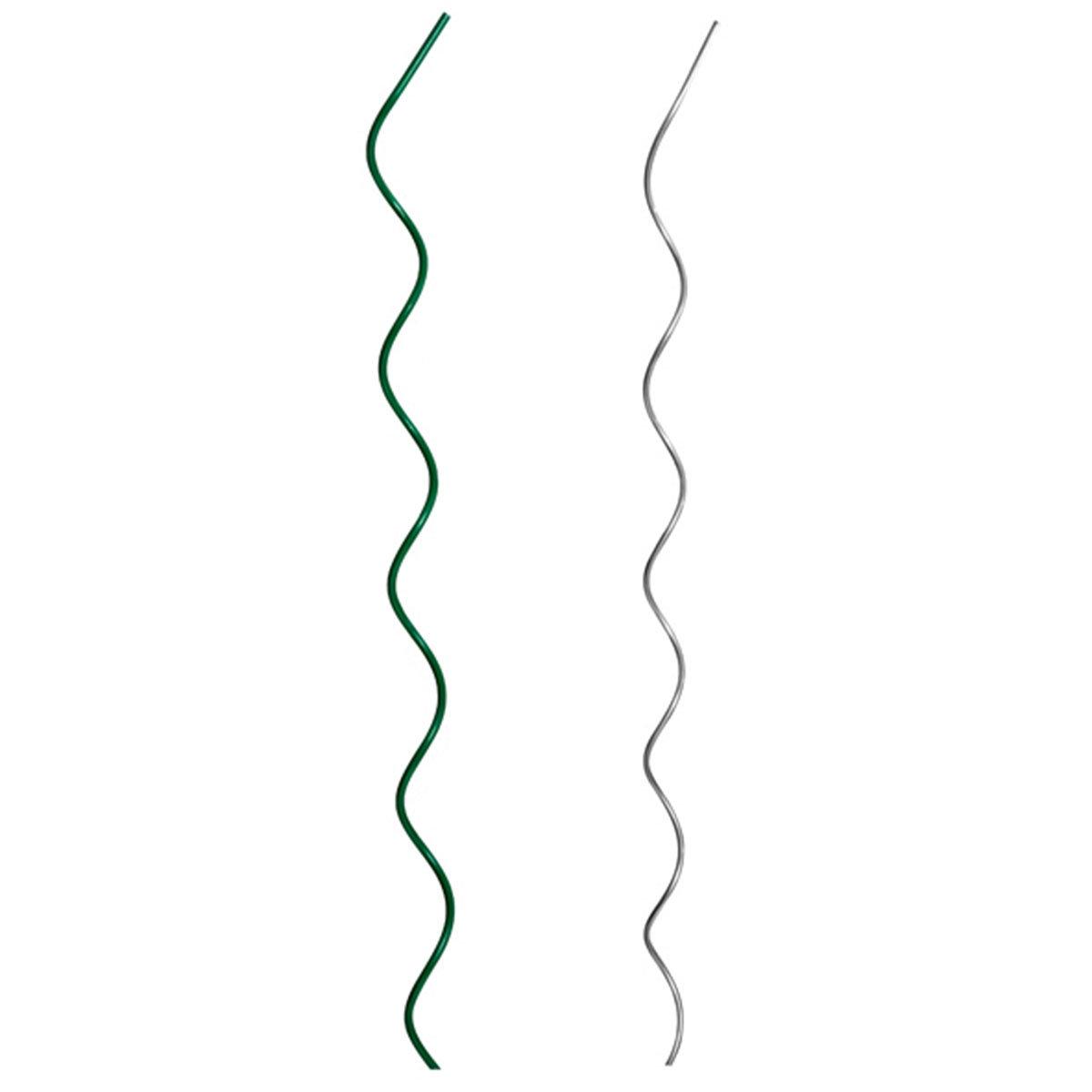 5er-Set Tomatenspiralstäbe, 110 cm | #5