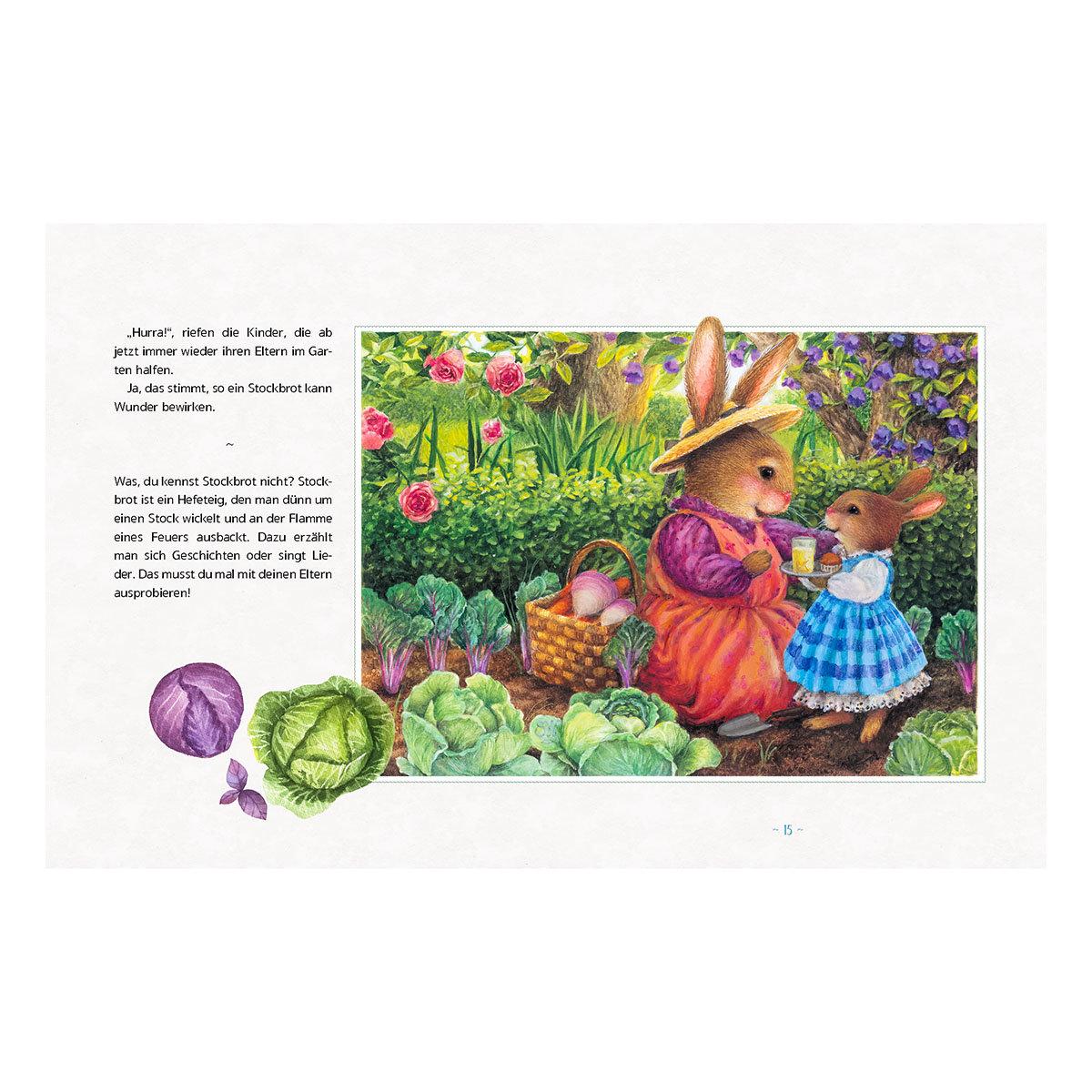 Das Gartenbuch | #5