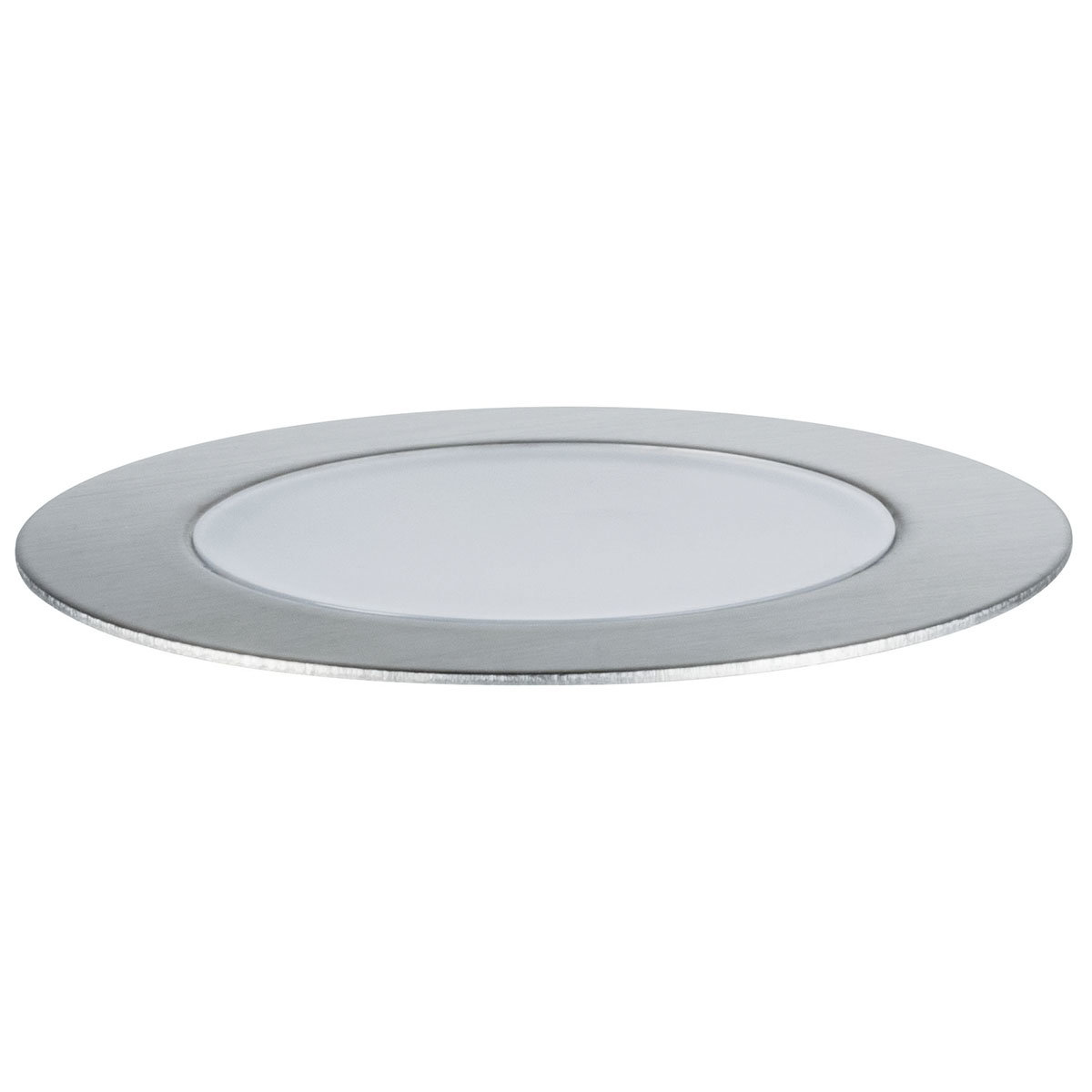 LED Outdoor Plug & Shine Floor Basis-Set, 3000K 3x1,3W  24V IP67, silber   #5