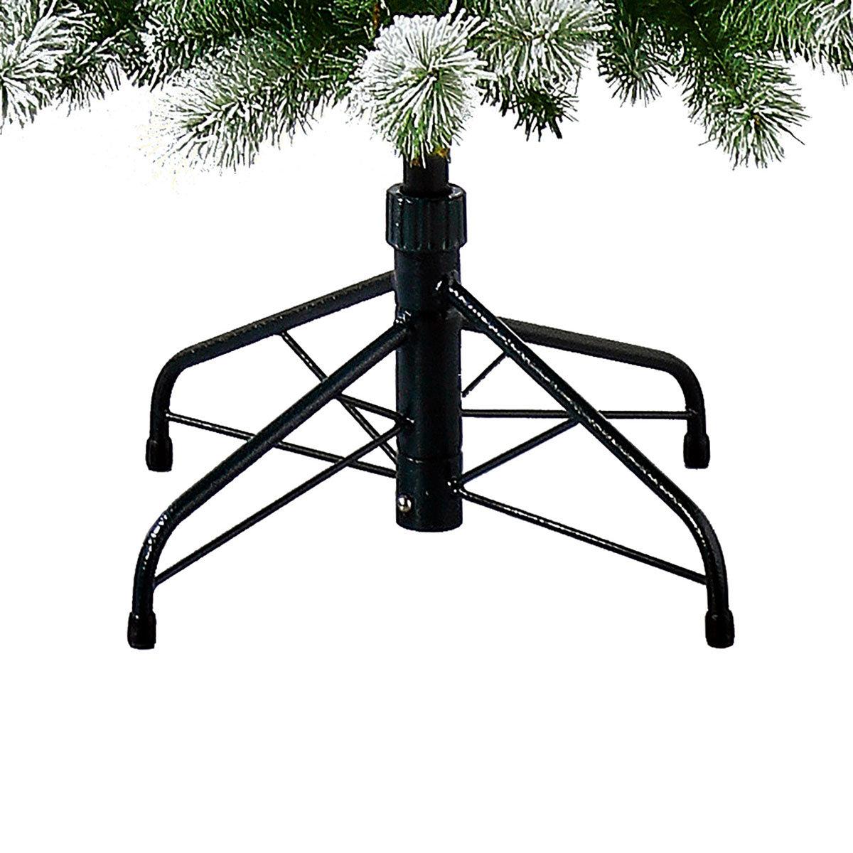 Künstlicher Weihnachtsbaum Kiefer mit Schneeoptik, 210 cm | #5