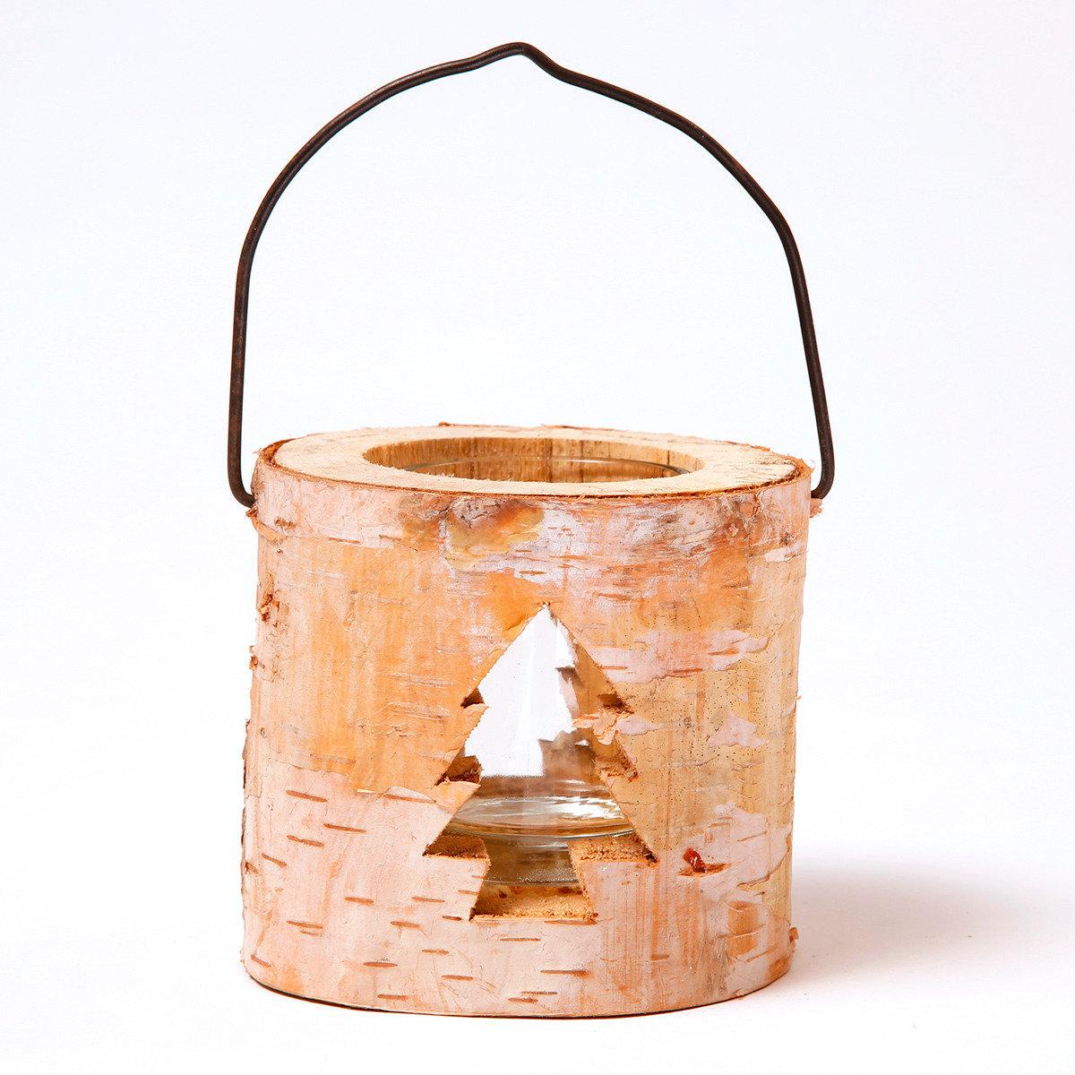 Teelichthalter Natürliche Weihnacht, 3er-Set | #5