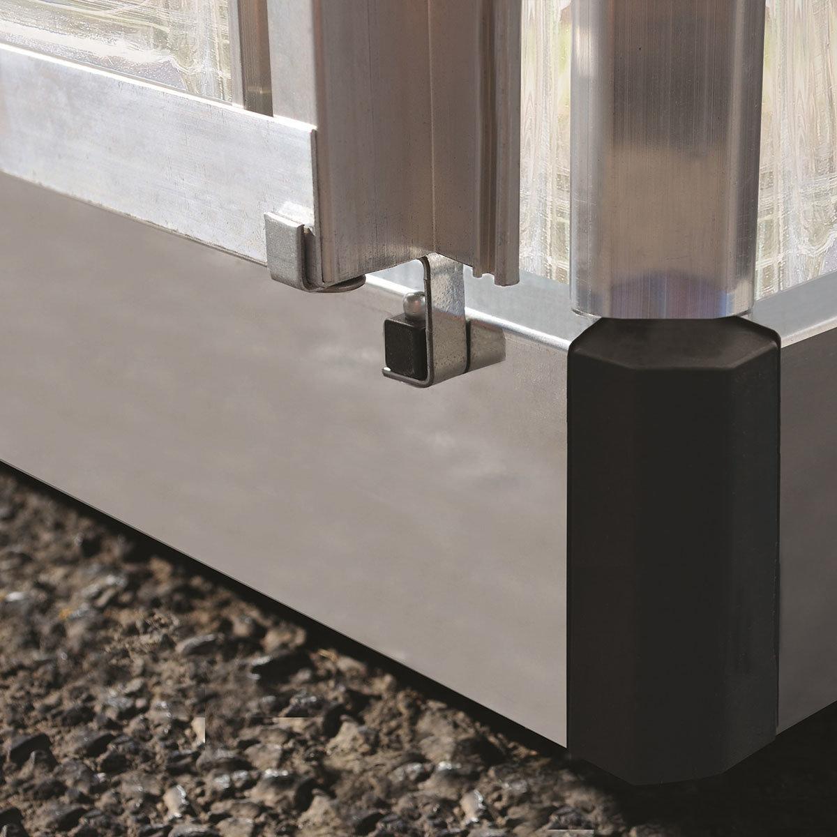 Gewächshaus Silver Line 6 x 10 inkl Stahlfundament | #5