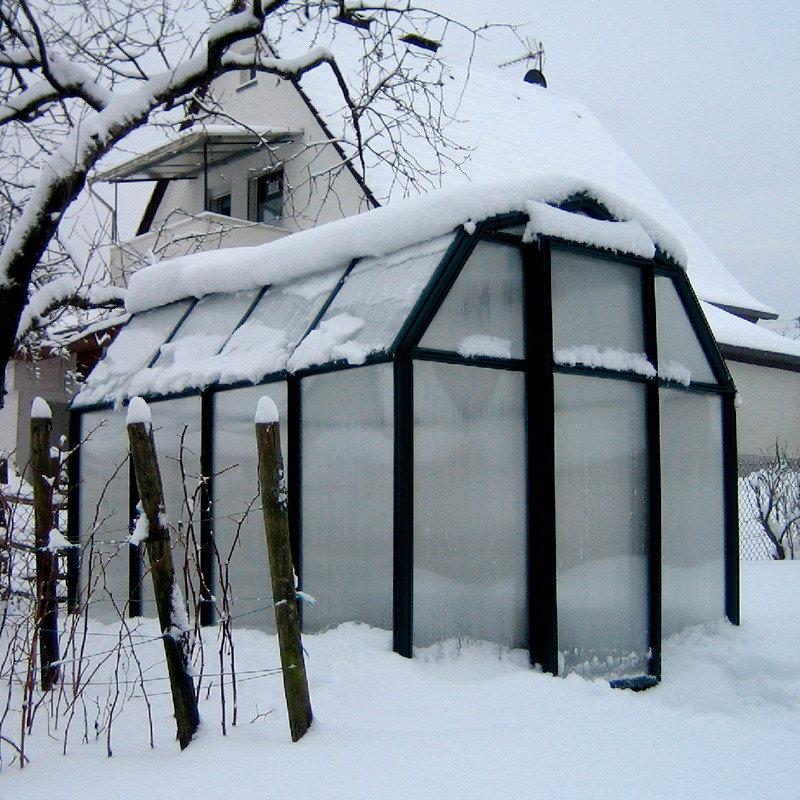 Gewächshaus Grand Gardener 48 mit Fundamentrahmen | #6