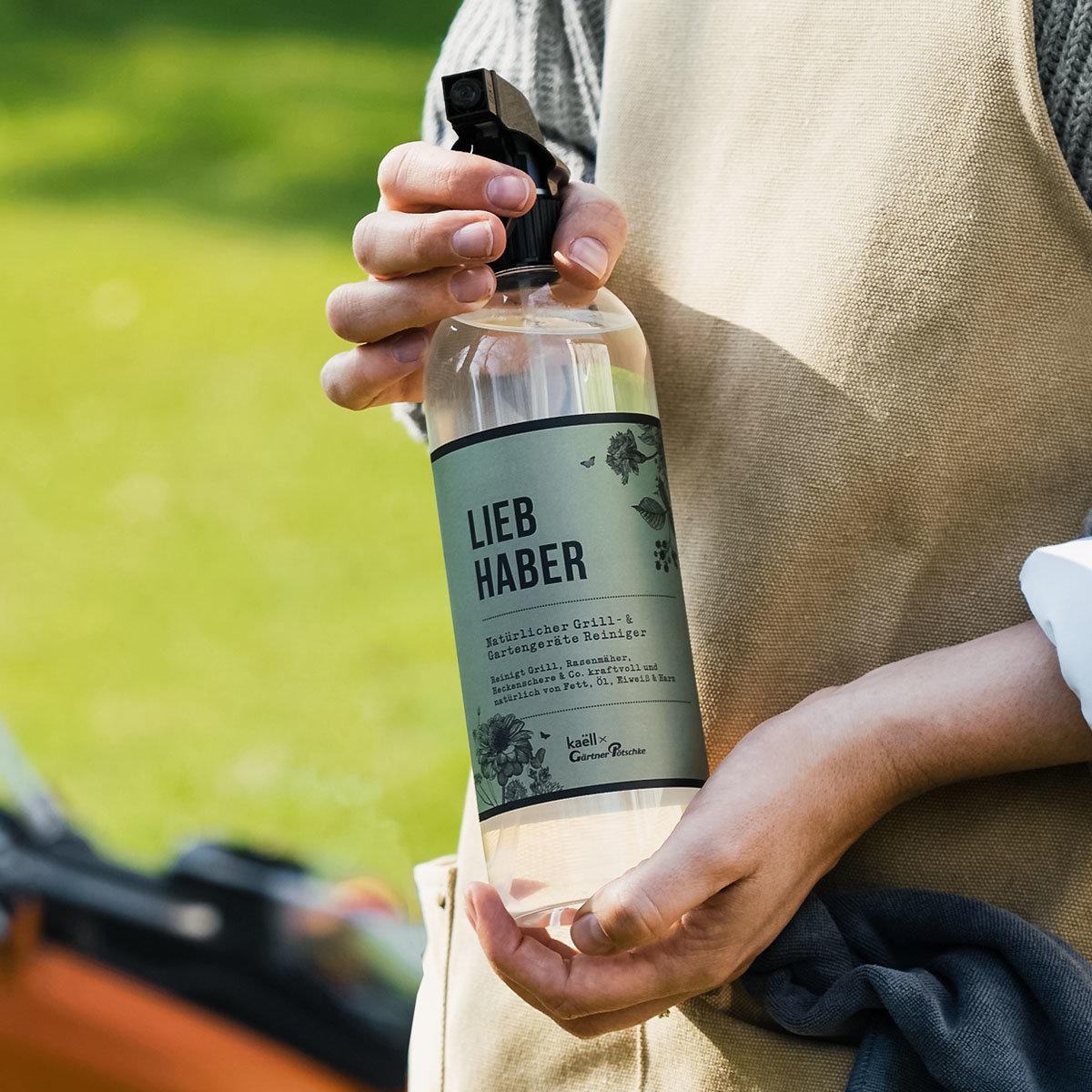 Natürliches Grill- und Gartengerätereiniger-Konzentrat Liebhaber, 750 ml | #6