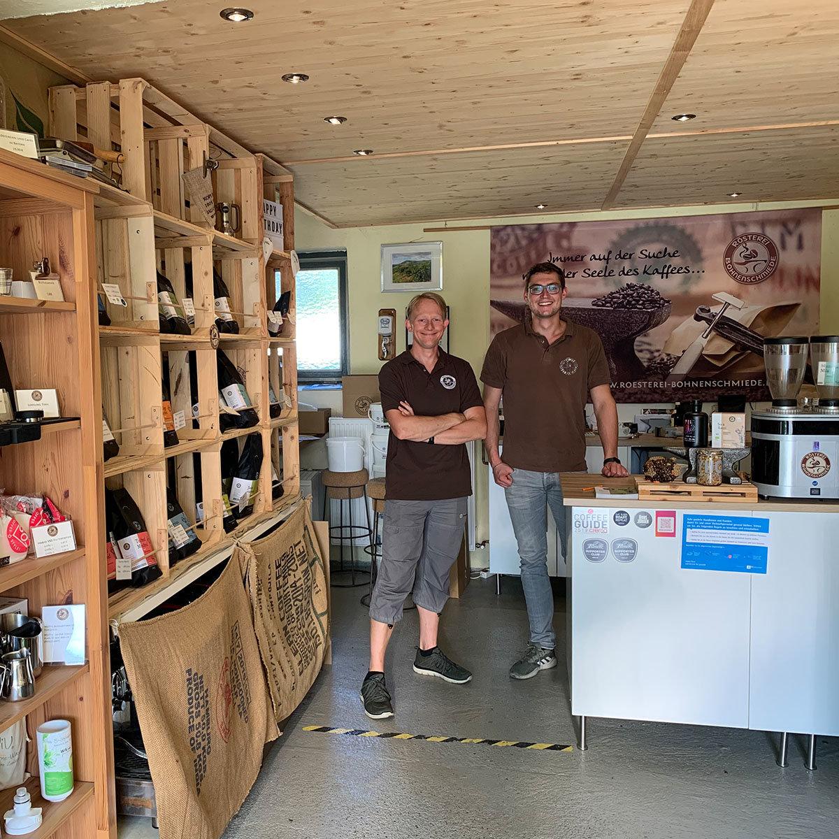 Genießer-Set Allgäuer Bergkaffee mit 4 Portionen Kaffee | #6