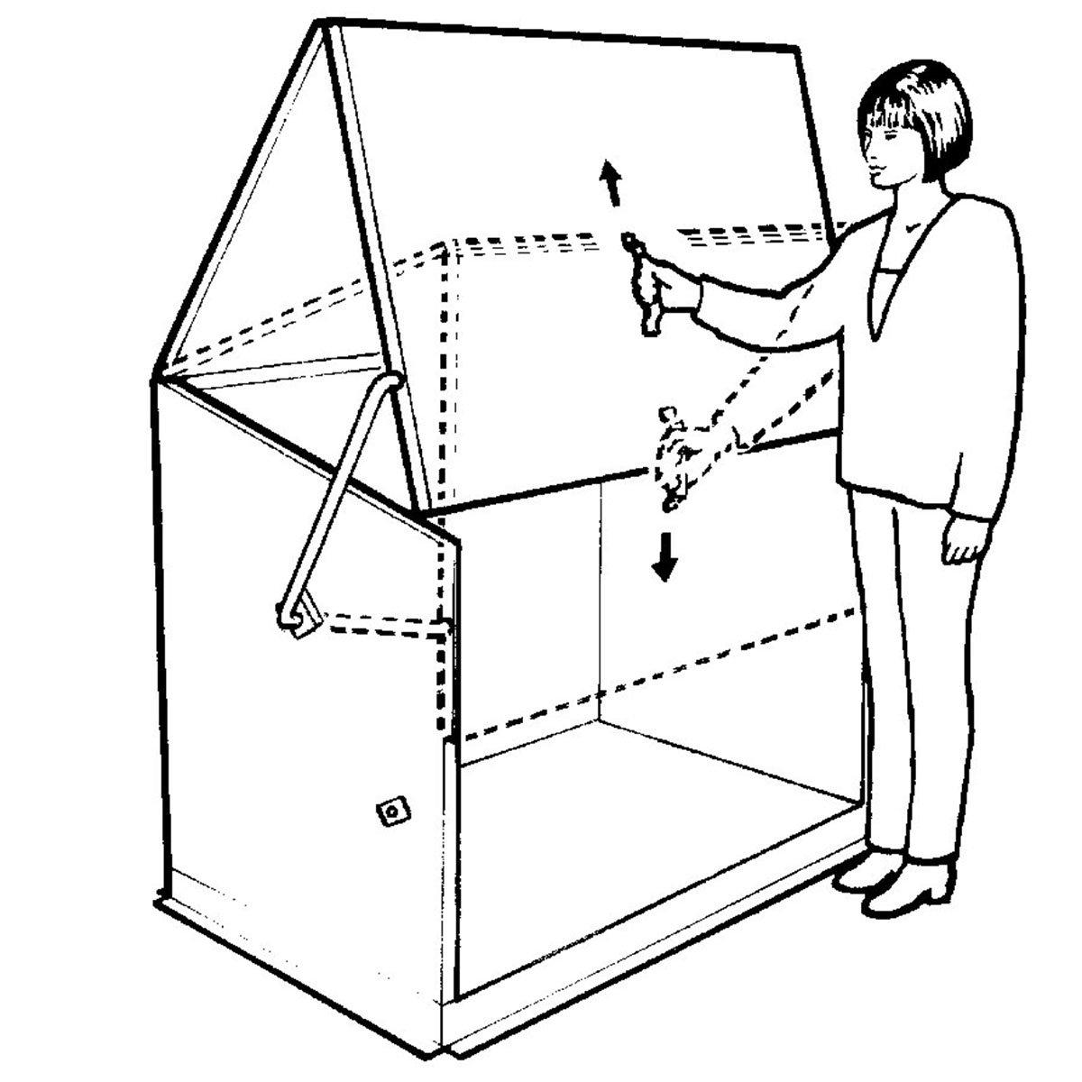 Aufbewahrungsbox Sentinel | #7
