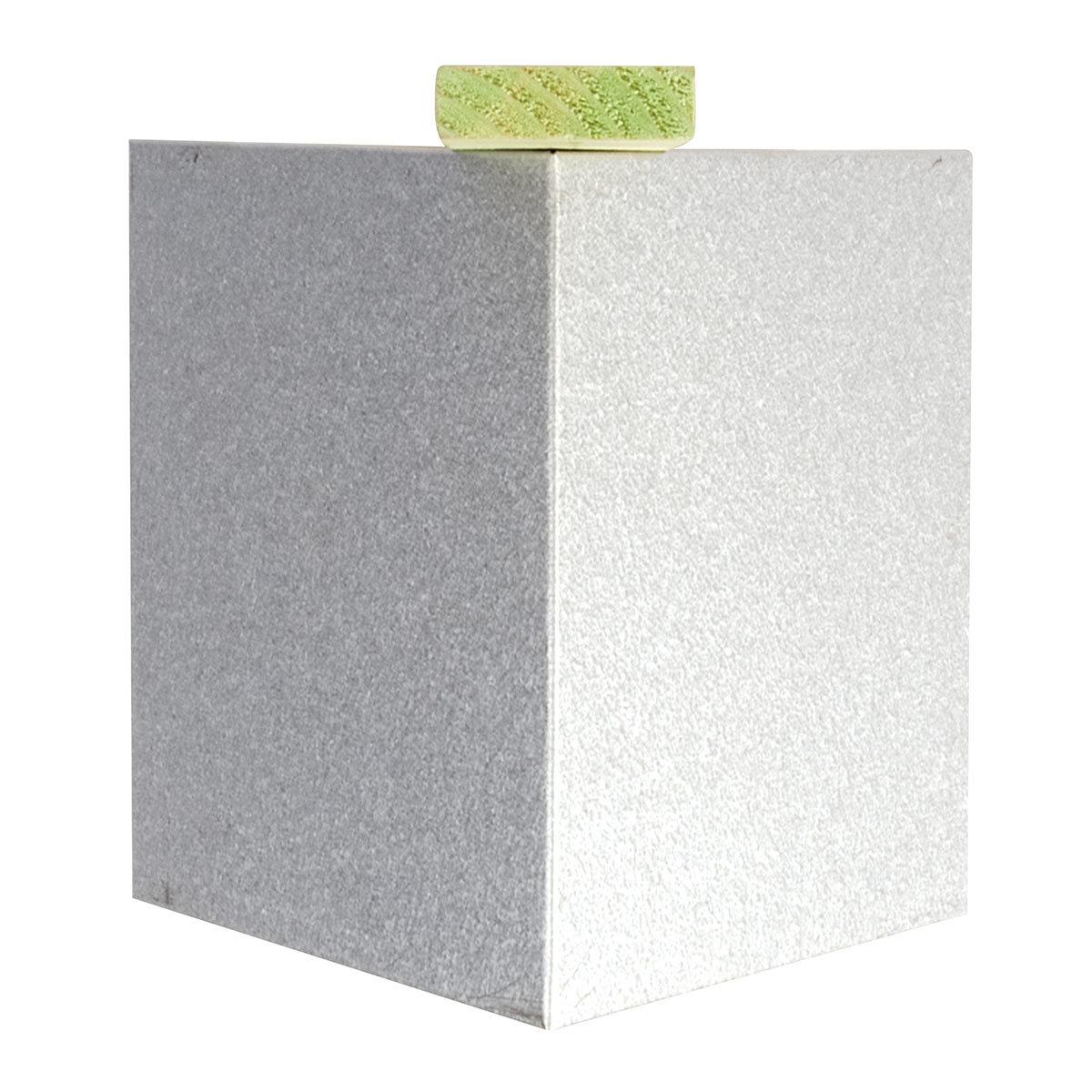 Nistkasten Blaumeise mit Zinkdach, mit herausnehmbaren Boden, ca. 18 x 18 x 32 cm | #7