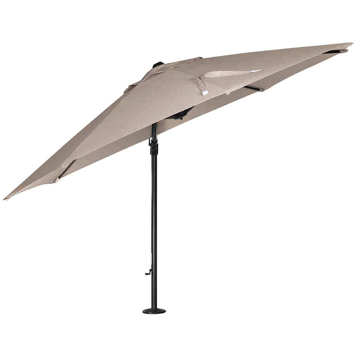 Sonnenschirm Alphawing N+ Ø 3,5 m, grau   #7