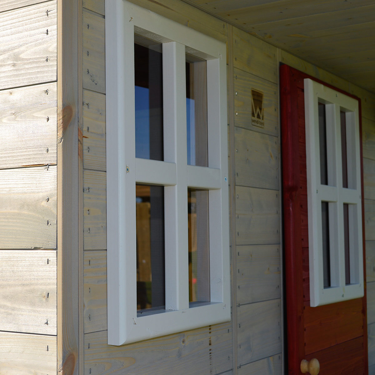 Spielhaus Alpaka | #7