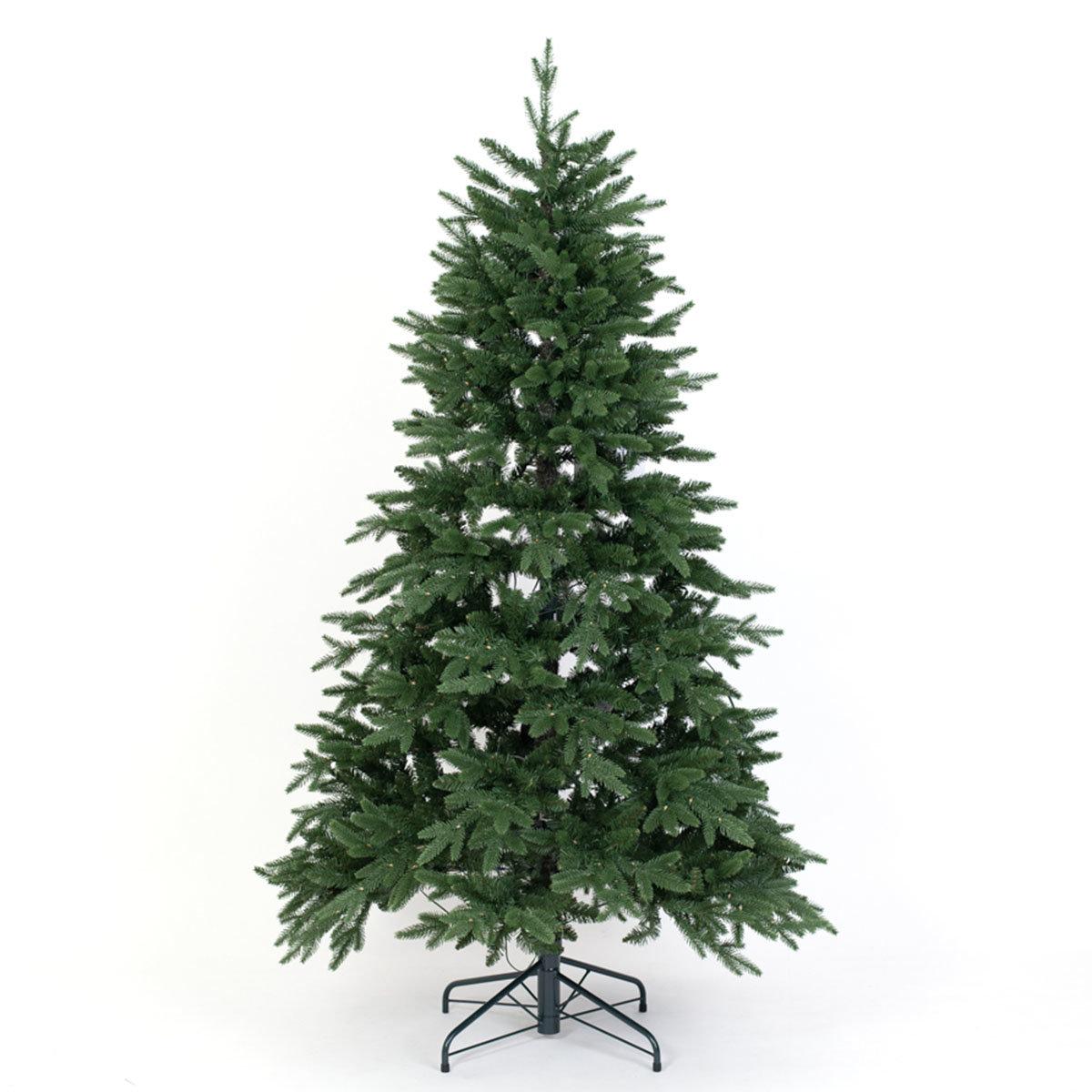Künstlicher Weihnachtsbaum Fichte, mit Beleuchtung, 210 cm   #7
