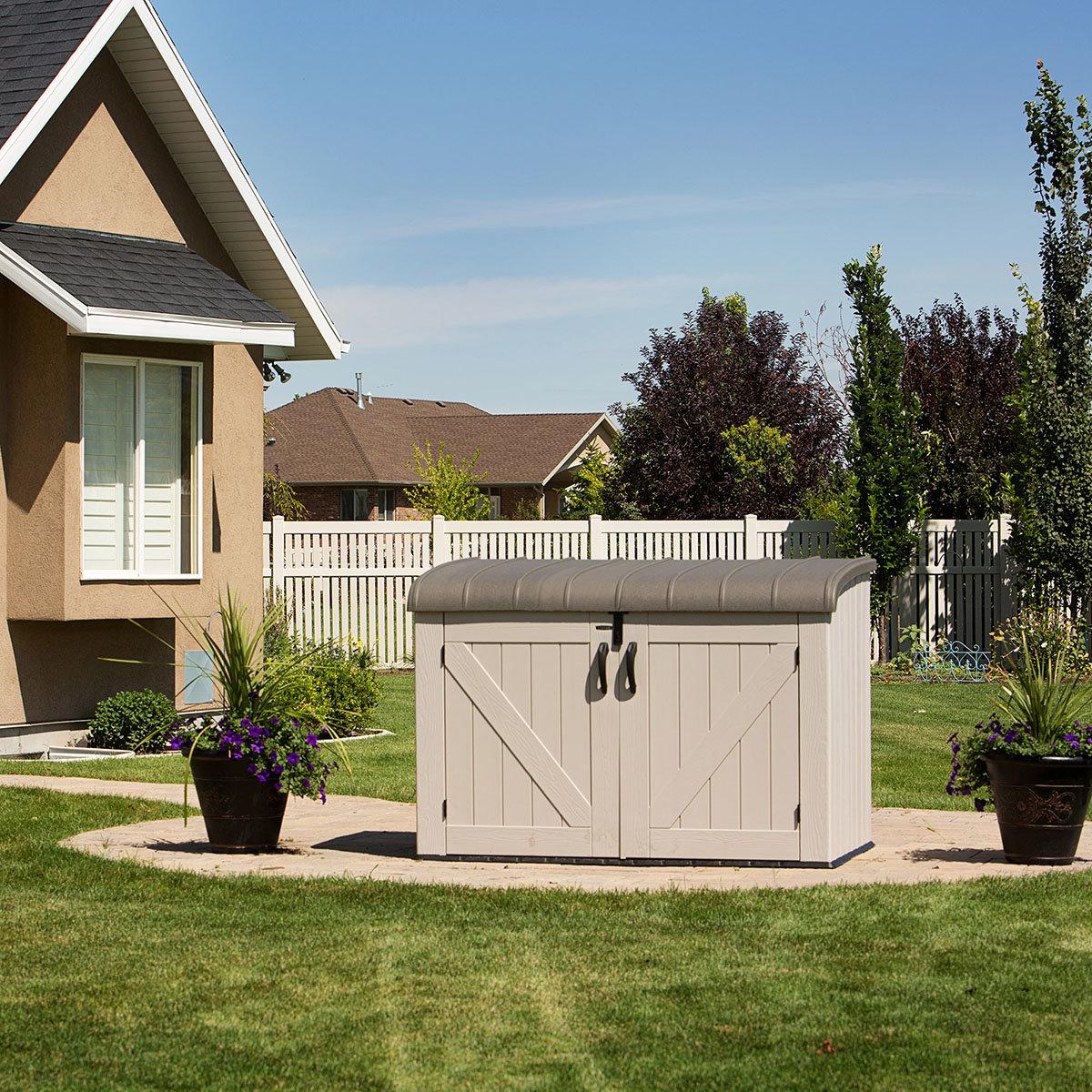 Lifetime Geräte- und Mülltonnenbox | #8