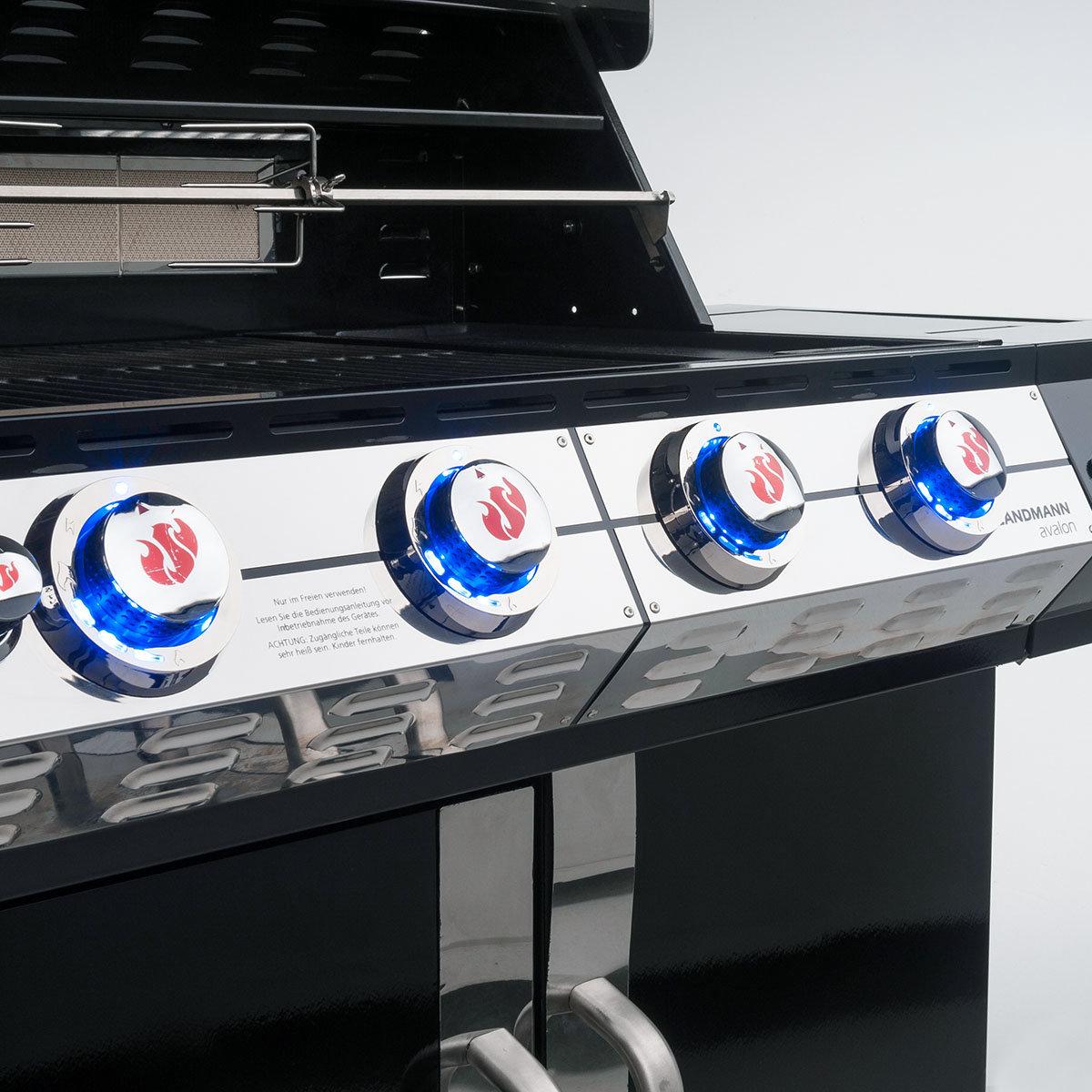 Landmann® Gasgrill-Wagen Avalon PTS 5.1+ | #8