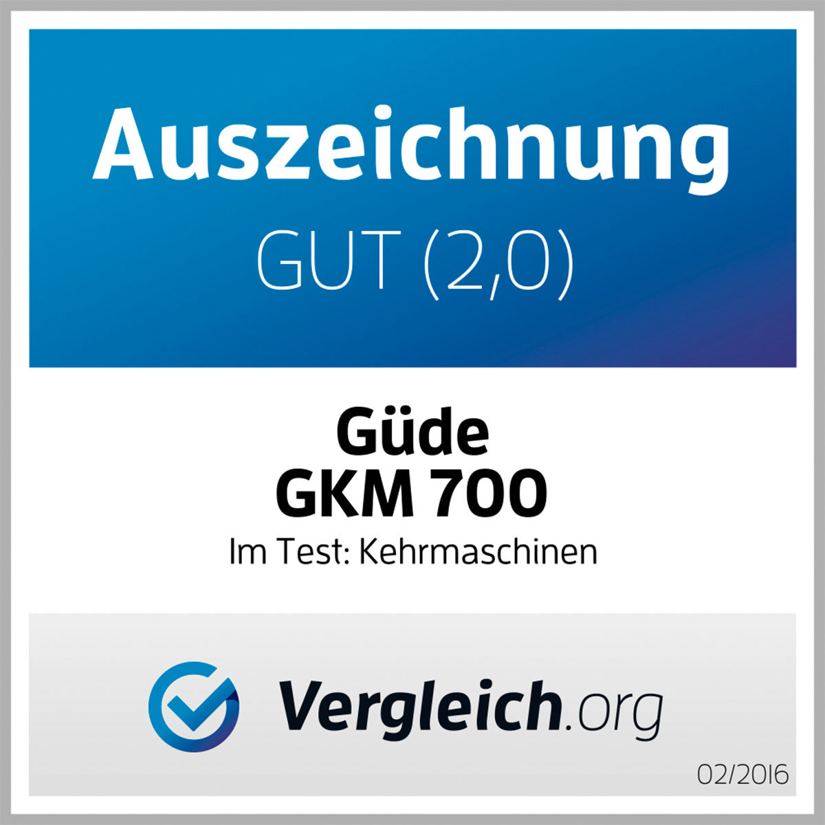 Kehrmaschine GKM 700 | #8