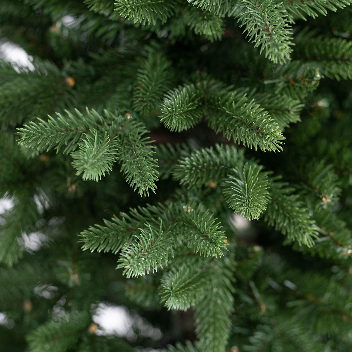 Künstlicher Weihnachtsbaum Fichte, mit Beleuchtung, 210 cm   #8