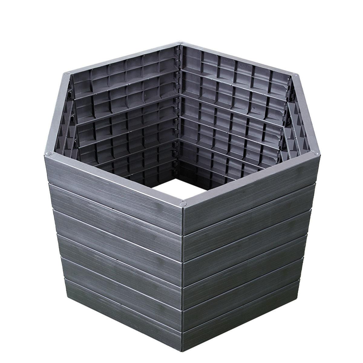 ERGO Hochbeet-System, Durchmesser 110xH 25 cm | #9