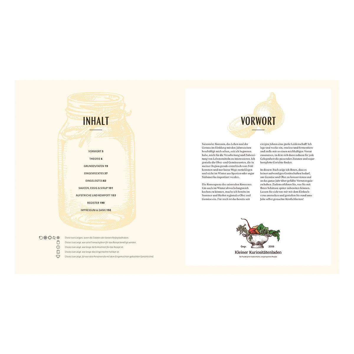 Das kleine feine Einmachbuch | #9