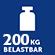200kg-belastbar