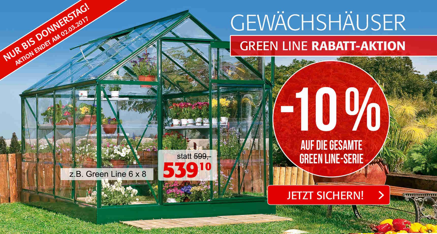 +++ (1) Gewächshaus-Aktion +++ - 3