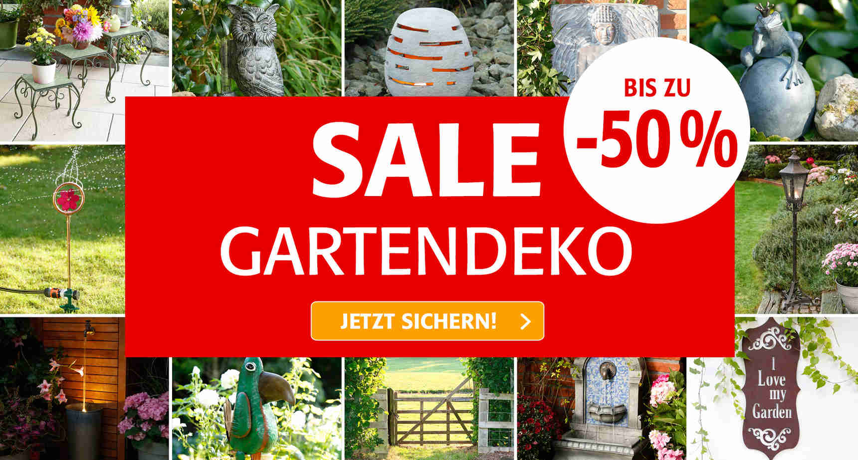 +++ (2) Sale Gartendeko +++ - 3