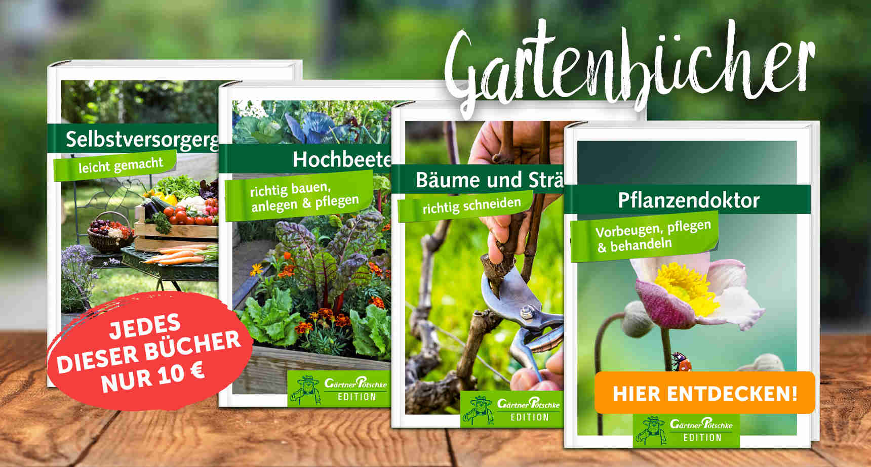 +++ (2) Gartenbücher +++ - 3