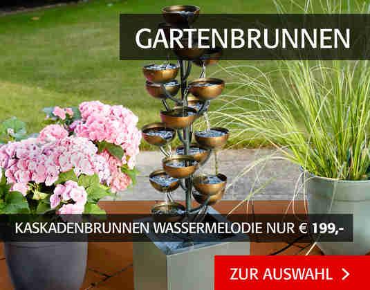 + (4) Wasser im Garten +