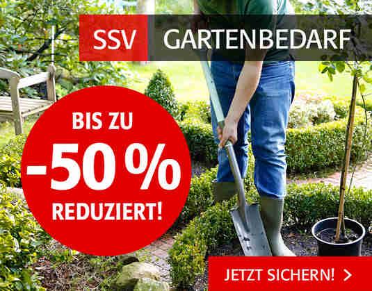 + (3) SSV Gartenbedarf +