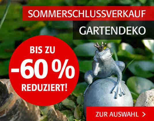+ (2) SSV Gartendeko +