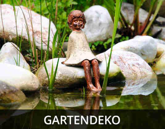 + (1) Gartendeko +