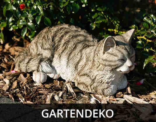 + (3) Gartendeko +