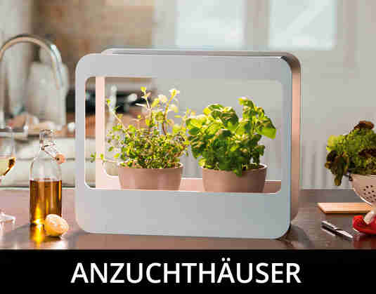 + (3) Anzuchhäuser +